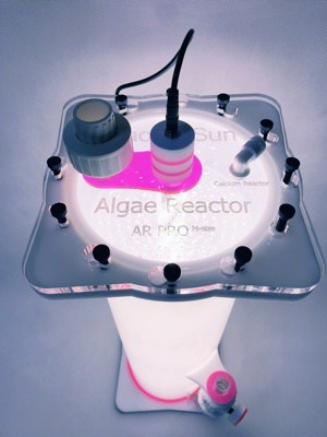 Pacific Sun Algae reactor